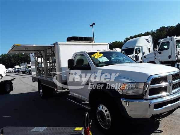 Ram 4500 For Sale >> 2013 Dodge Ram 4500 Single Axle Refrigerated Truck Cummins 6 7l 305 2900 Dsl 305hp 6 Speed Automatic For Sale 162 835 Miles Atlanta Ga