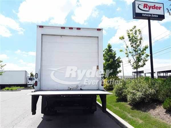 2014 Hino HINO 338 Single Axle Refrigerated Truck - J08E-VB'10 260/2500,  260HP, 6 Speed Automatic For Sale, 215,008 Miles | Oakville, ON | 551249 |