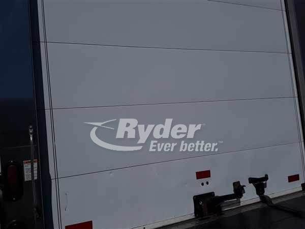 2013 Mitsubishi Fuso FE160 Single Axle Refrigerated Truck