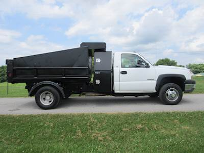 2005 Chevrolet Silverado 3500 Dump Truck