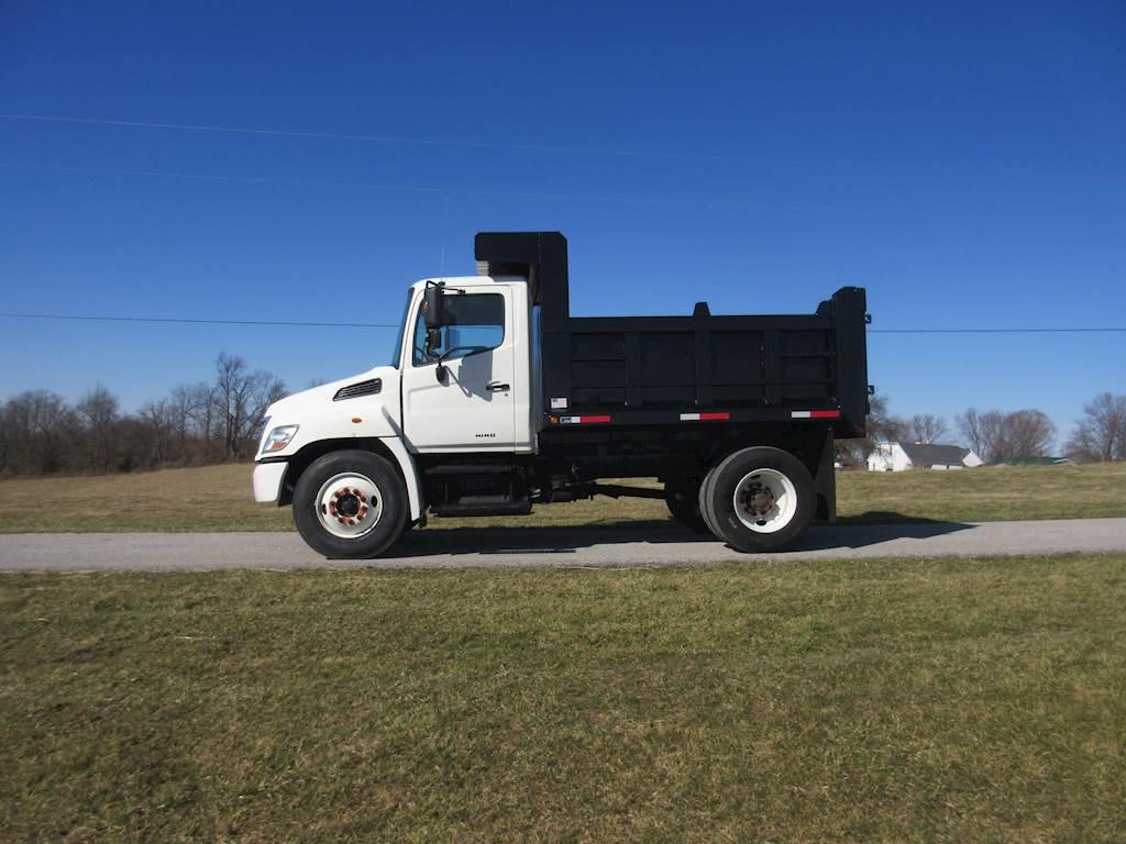 2009 Hino HINO 338 Dump Truck For Sale, 248,462 Miles   Sparta, KY   9186    MyLittleSalesman com