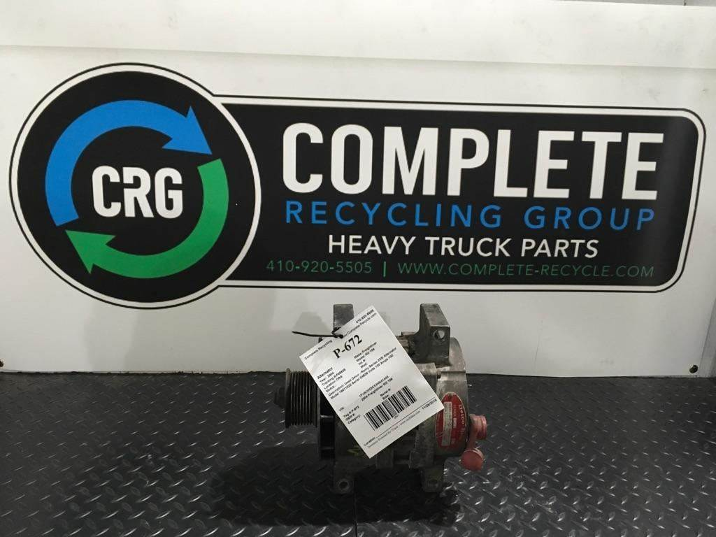 2004 Used Delco - Remy Series 23SI Alternator Model 19011022 Serial 04B26  Volts 120 For Sale | Elkton, MD | P-672 | MyLittleSalesman com