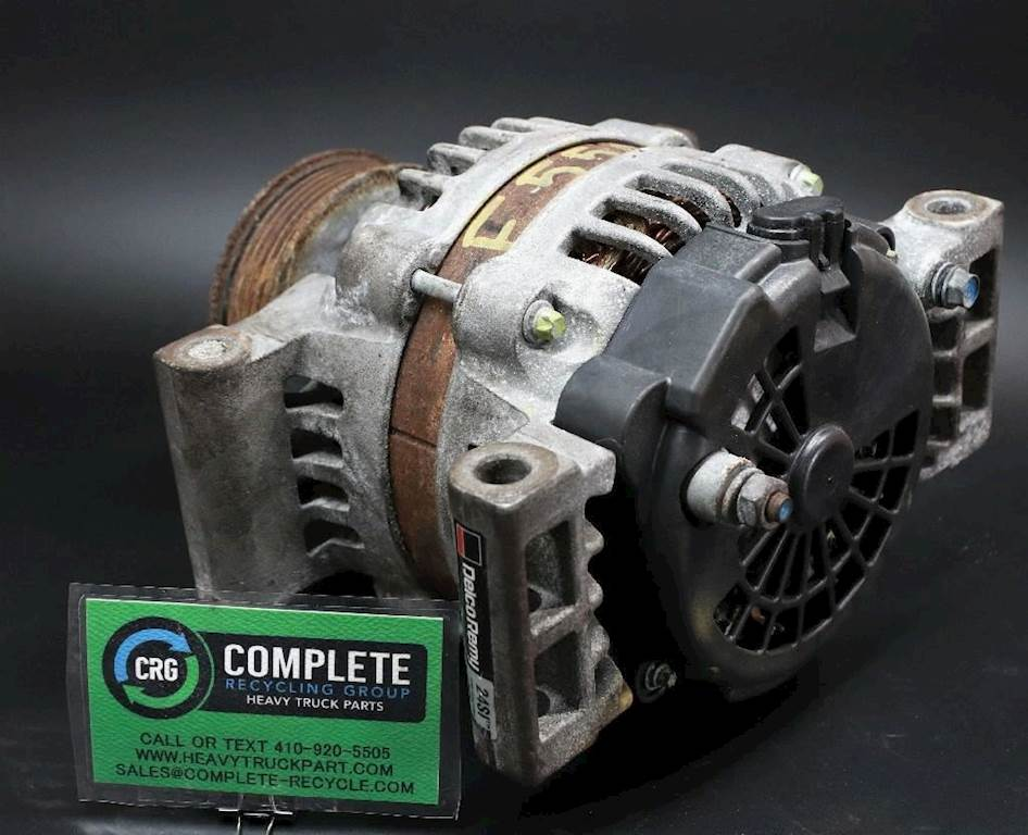 (Used) Delco Remy Alternator 24SI Serial No: 8700013 12V 160AMP To Find Out  More For Sale | Elkton, MD | 10520 | MyLittleSalesman com