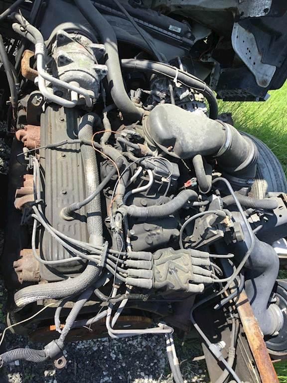 Gmc 5 7l Engine For A 1998 Isuzu Npr For Sale Elkton Md P 2110