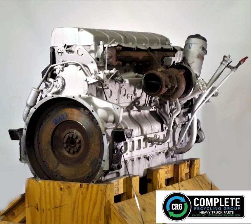 Mercedes-Benz OM460LA Engine for a 2004 Freightliner ...