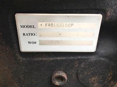 Fs5406a Gear Ratio