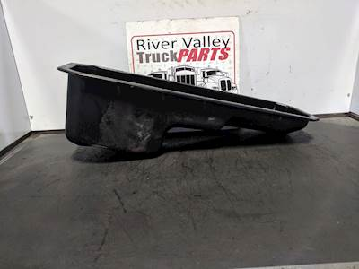 International DT466 Engine Oil Pan For A 1997 International 3800