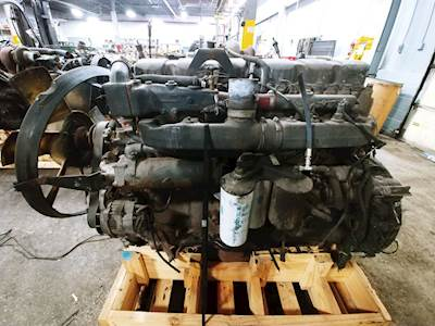 Mack E7 Rebuildable Engine Core Assembly With 185 Horsepower For