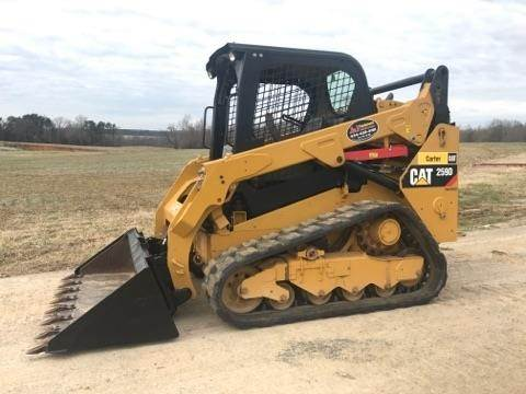 Track Loader For Sale >> 2016 Caterpillar 259d Compact Track Loader For Sale 853 Hours