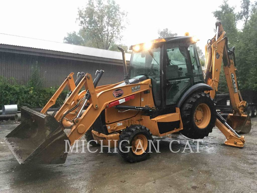 Case backhoe pins and bushings