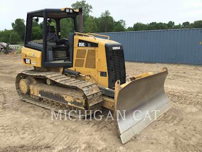 Bulldozers For Sale >> 2015 Caterpillar D5k2 Xl Dozer