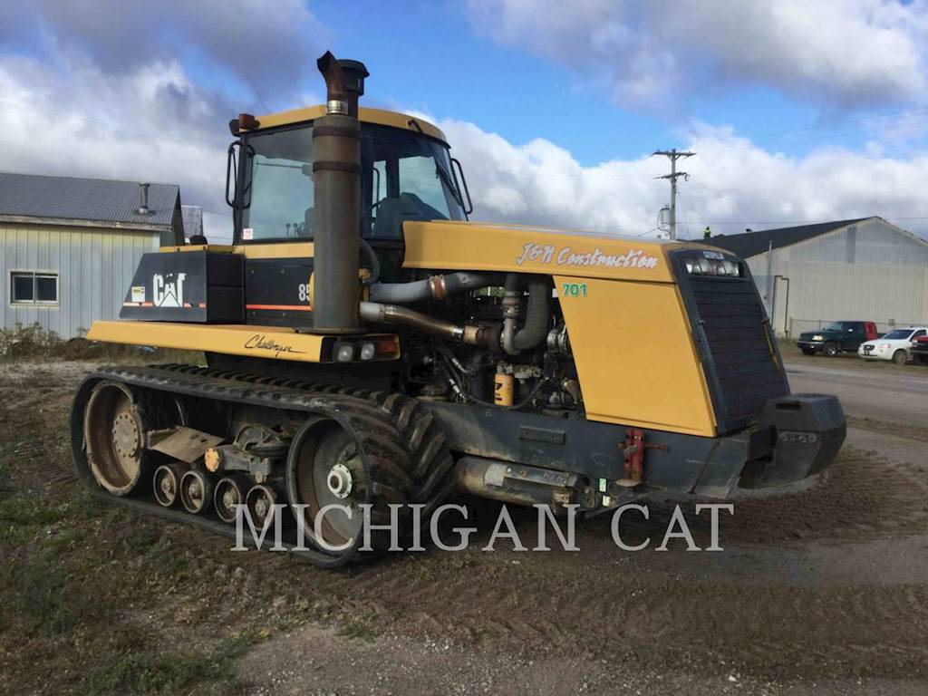 1996 Caterpillar 85D Tractor For Sale, 8,209 Hours | Enroute, MI | 9637323  | MyLittleSalesman com