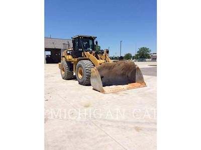 2014 Caterpillar 966K Wheel Loader