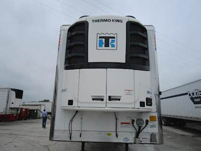 2020 UTILITY 48x102 Thermo King Refrigerated Trailer - Air Ride, Sliding  Axle