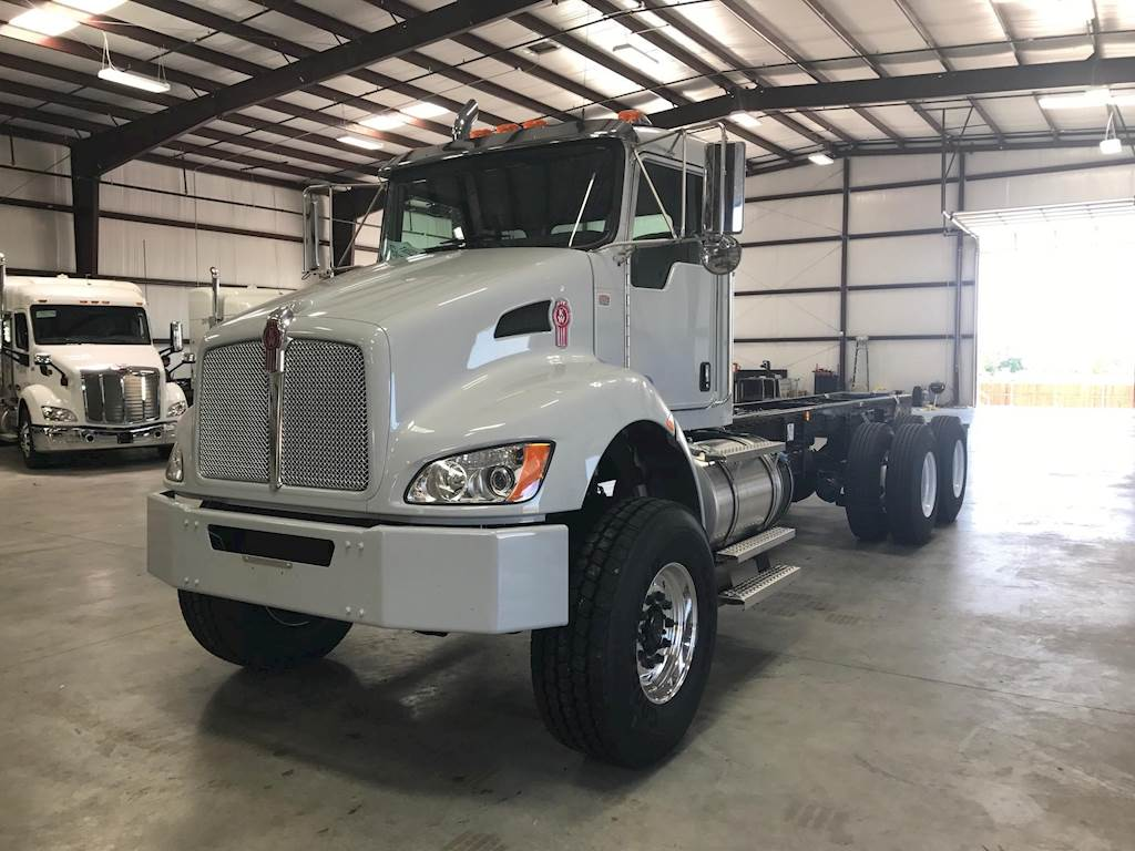 [TBQL_4184]  2021 Kenworth T370 Tandem Axle Cab & Chassis Truck - Cummins, 350HP, 6  Speed Automatic For Sale | Naples, FL | FACTORY,6X6,TRANSFER |  MyLittleSalesman.com | Kenworth T370 Specifications For Fuse Box |  | My Little Salesman