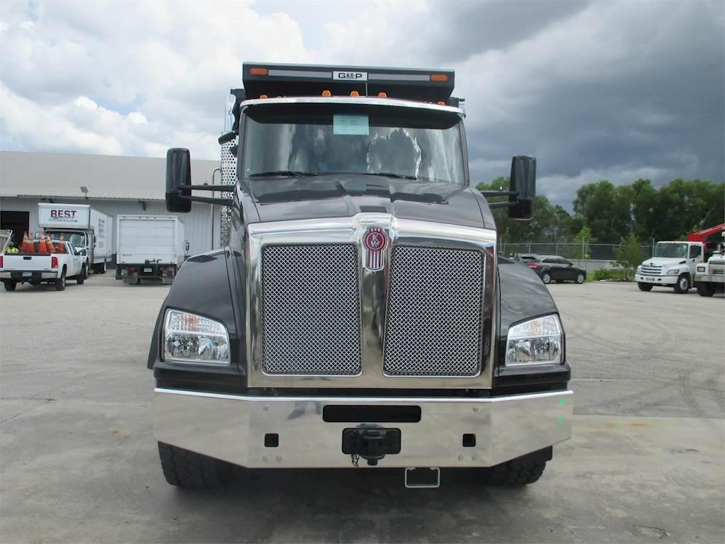 2020 Kenworth T880 Tri Axle Dump Truck - Cummins 450HP, 6 ...Kenworth Tri Axle Dump Trucks For Sale In Pa