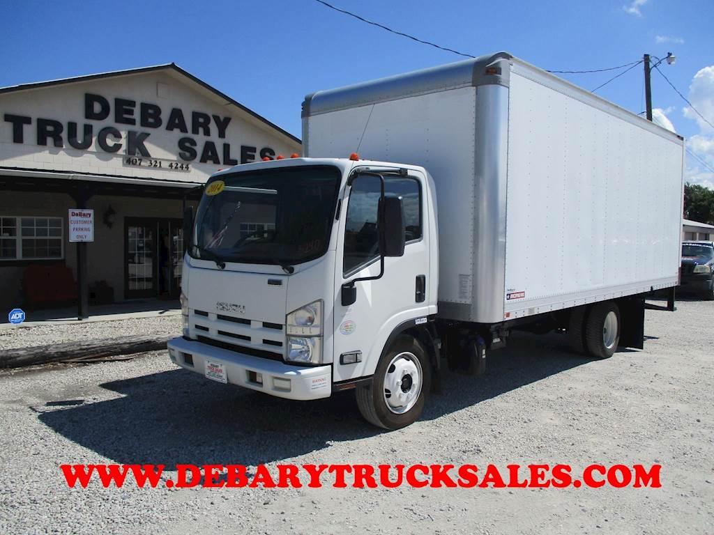 2014 Isuzu NRR Box Truck For Sale | Sanford, FL | 5240 |  MyLittleSalesman com