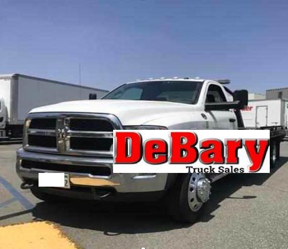 2016 Dodge Trucks >> 2016 Dodge Ram 5500 Rollback Truck For Sale Sanford Fl 9678956 Mylittlesalesman Com