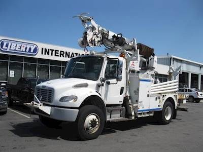 d1e647e817 2007 Freightliner M2 106 Single Axle Mechanic   Service Truck