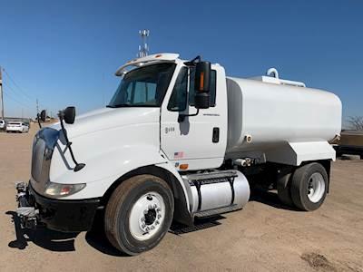 2007 International 8600 Water Truck - 2500 Gallon, New Steel Tank,  Sprayers, PTO!