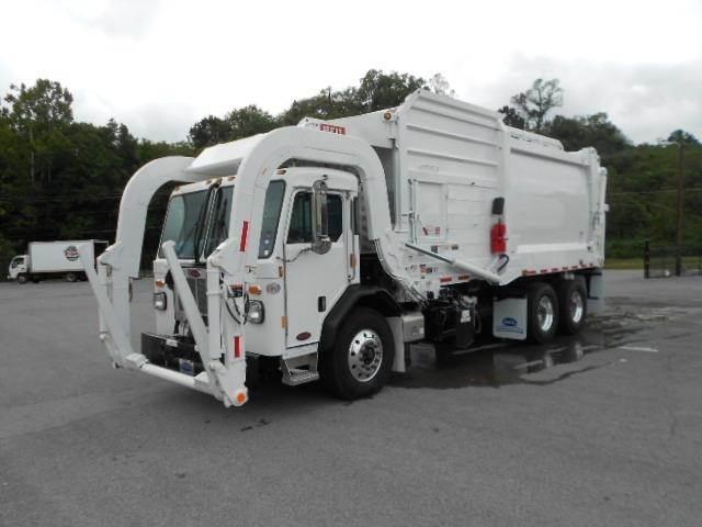 Trash Trucks For Sale >> 2019 Peterbilt 520 Garbage Truck With Heil Front Loader For Sale Knoxville Tn 102652 Mylittlesalesman Com