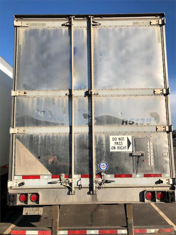 2013 UTILITY 3000R Refrigerated Trailer