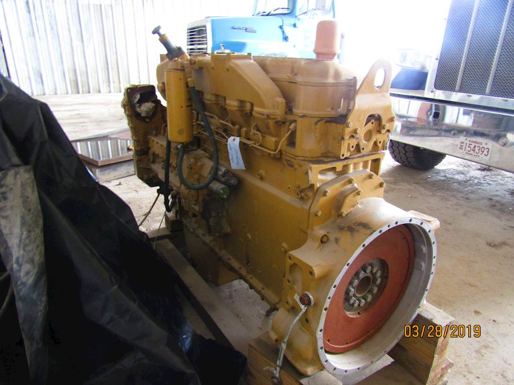 Caterpillar 3406C Engine for 1996 and up caterpillar, lima, american,  dredge, draglines scrapers, dragline, shovels, etc