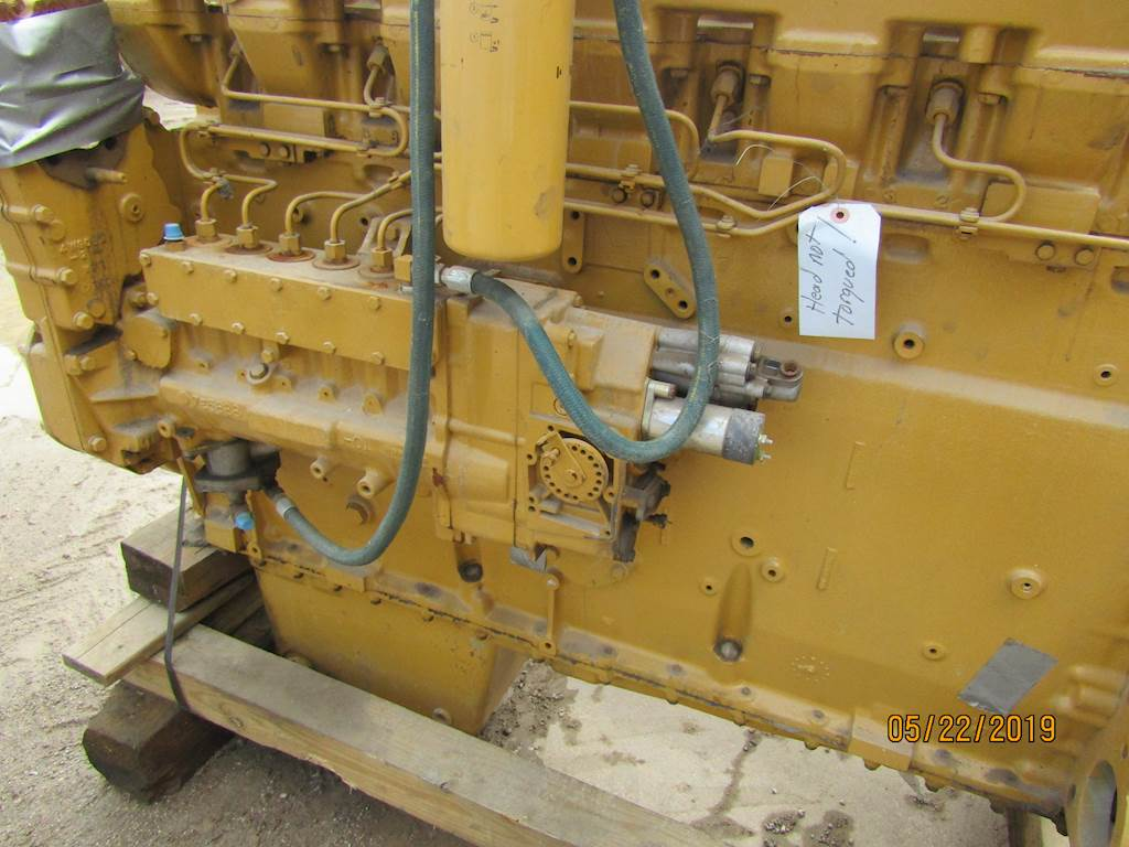 Caterpillar 3406C Engine for 1996 and up caterpillar, lima, american,  dredge, draglines scrapers, dragline, shovels, etc
