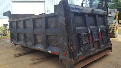 14' Dump Body with cylinder