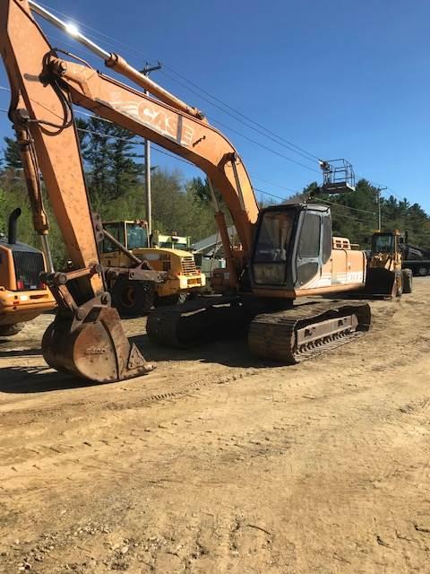 1995 Case 9030B Excavator