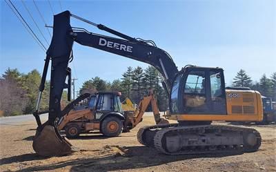 2011 John Deere 160D Excavator