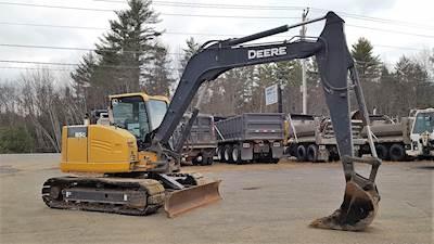 2013 John Deere 85G Mid-Size Excavator