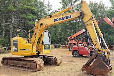 2014 Komatsu PC138US LC-10 Excavator