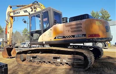 2014 Sany SY215C Excavator