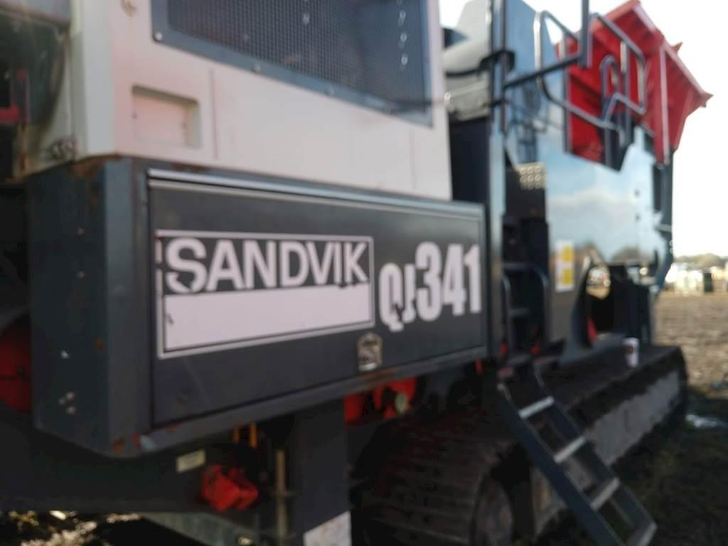 2013 Sandvik QJ341 Jaw Crusher