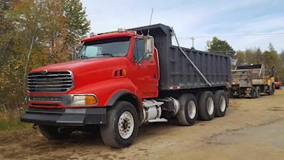 2005 Sterling LT9500 Tri-Axle Dump Truck