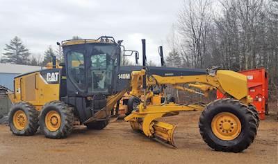 2008 Caterpillar 140M Motor Grader