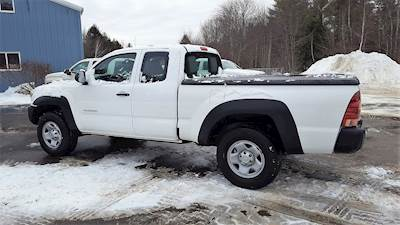 2014 Toyota TACOMA EXT CAB 4X4 Extended Cab Truck