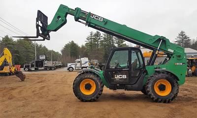 2013 JCB 509-42 Rough Terrain Forklift