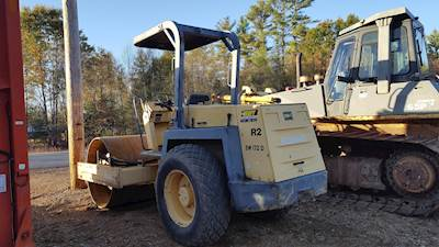 1990 BOMAG BW172D Smooth Drum Roller Compactor