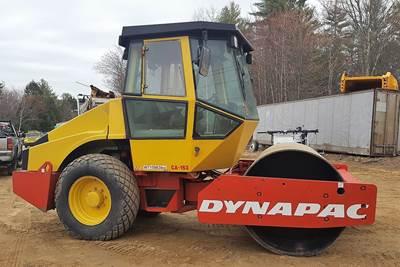 2001 Dynapac CA 152 Smooth Drum Roller Compactor