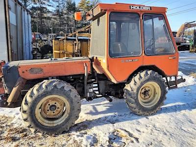 Holder C500 Snow Removal Equipment