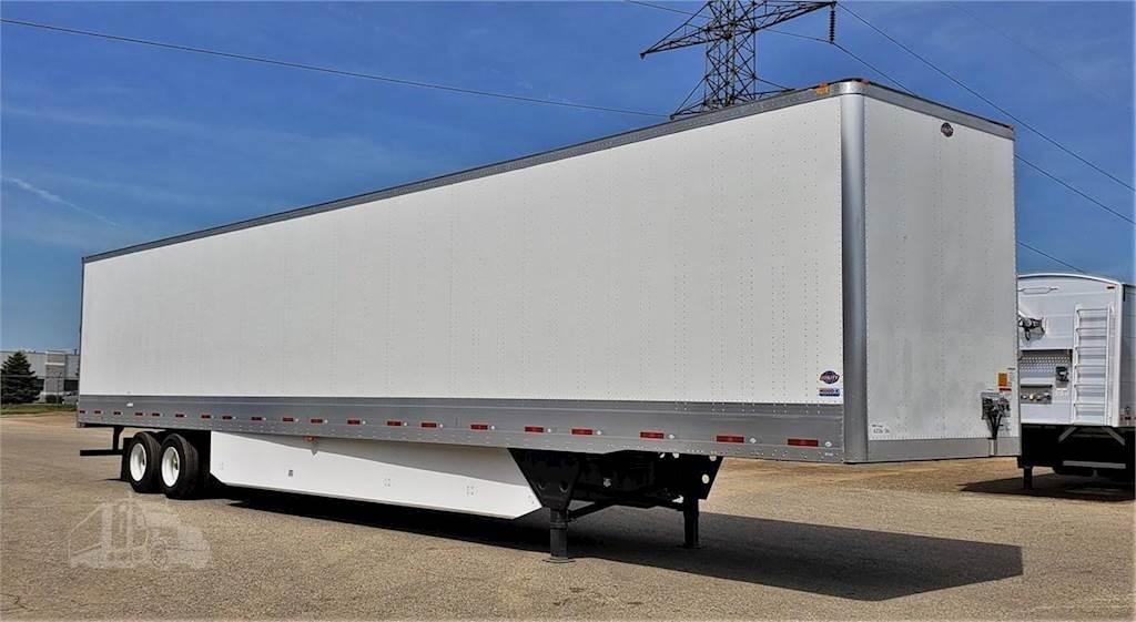 New Trailers 2020.2020 Utility 4000dx Tall Bottom Rail Dry Van Trailer For