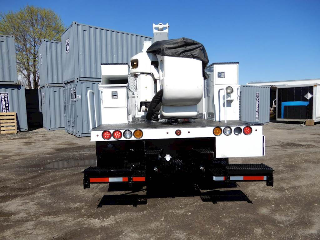 2010 Freightliner M2 106 Boom / Bucket Truck, Automatic with ALTEC TA40  Aerial Lift