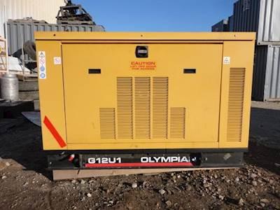 2014 Olympian GEH 275-4 Generator For Sale, 1,353 Hours   Bremen