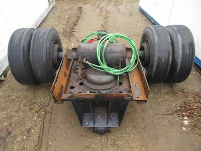 Truck Parts For Sale >> Custom Lift Axle