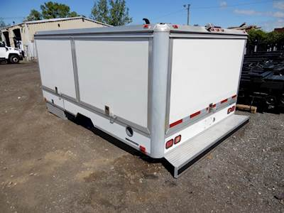 2011 Omni 12 Ft Truck Body For Sale Ronkonkoma Ny Oil111 Mylittlesalesman Com