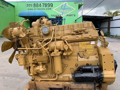 Caterpillar 3306 Engines For Sale | MyLittleSalesman com