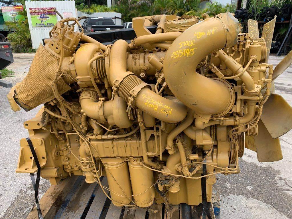 2008 Caterpillar C13 ACERT Engine 430 HP For Sale   Miami