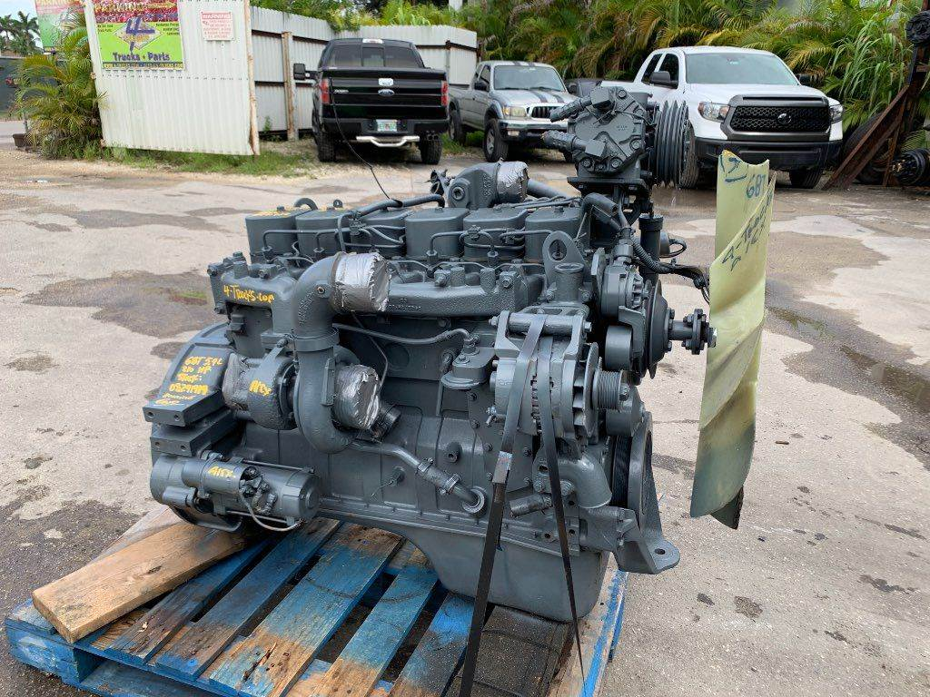 1995 Cummins 6BT 5 9L Engine 210 HP For Sale   Miami, FL